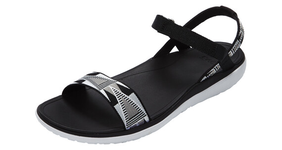 Teva Terra-Float Nova sandalen Dames zwart